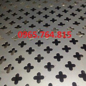 Đặc điểm của sản phẩm lưới đục lỗ inox