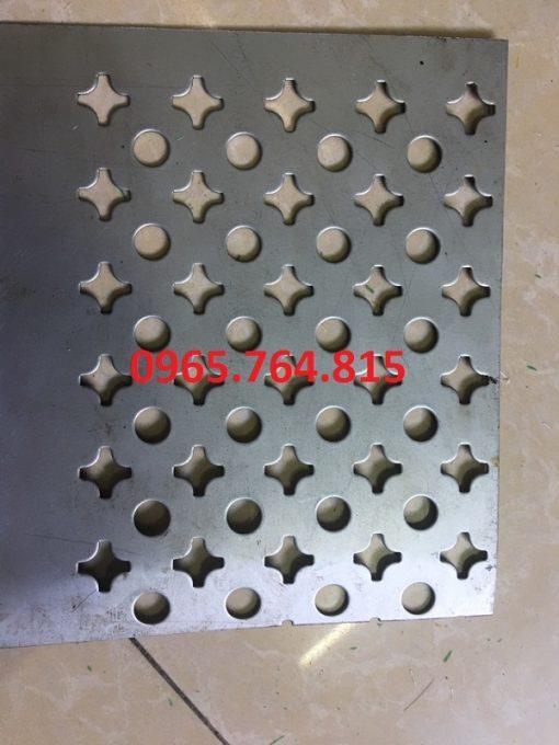 Lưới đục lỗ inox có tính ứng dụng rộng rãi