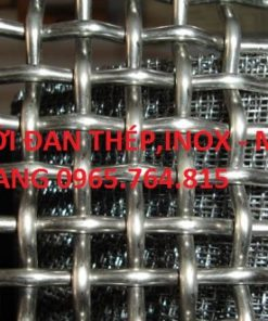 Minh Quang - địa chỉ cung cấp lưới đan Inox uy tín, chất lượng
