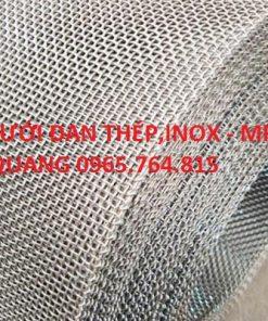 Lưới đan thép Minh Quang bền đẹp